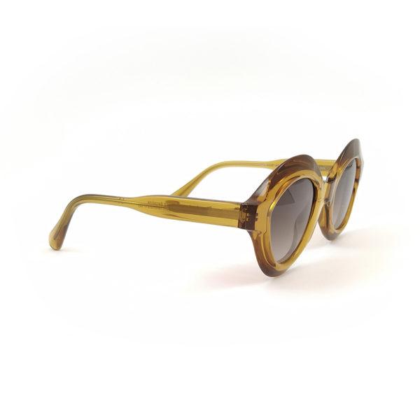 Gafas de sol Folc Lipstick curcuma lateral
