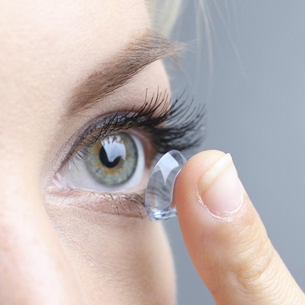 venta de lentes de contacto