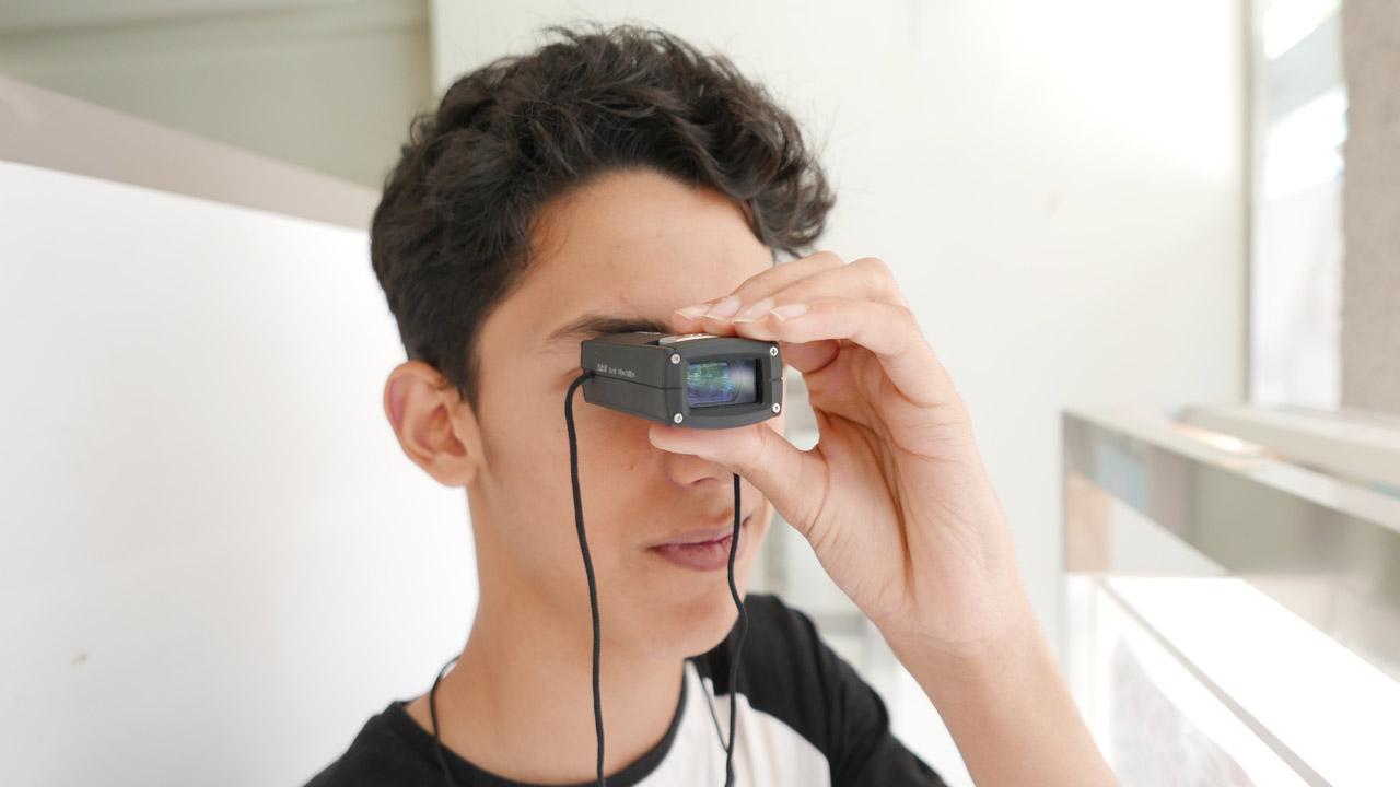 Atención de Baja visión en todas las edades