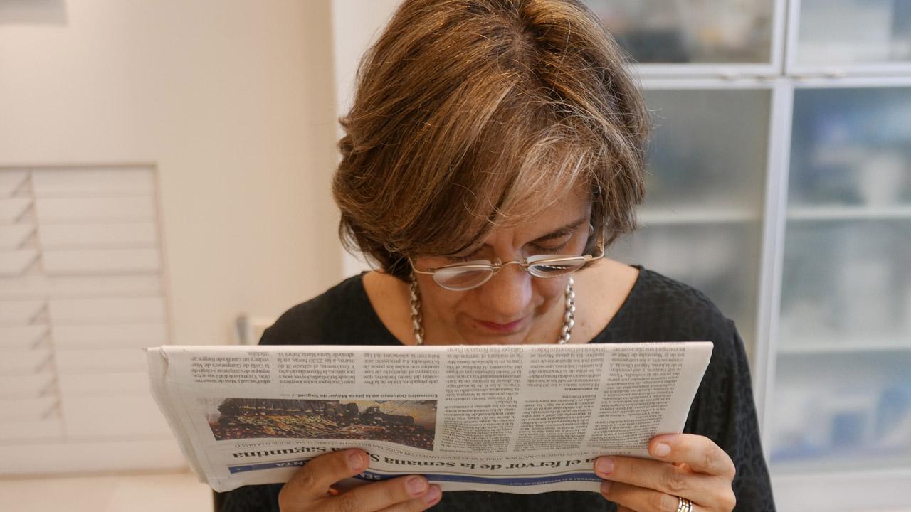 Ayudas a la lectura para pacientes de Baja Visión