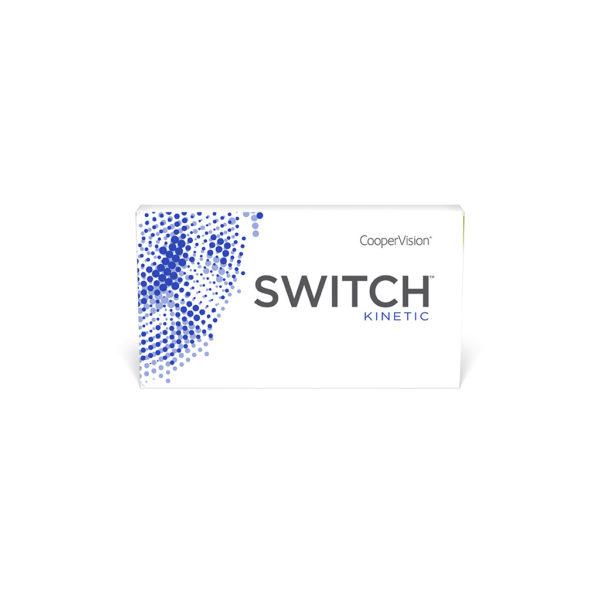 switch kinetic caja